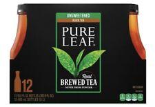 12 Pack Pure Leaf Unsweetned Black Tea