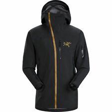 NEW with TAGS * Arc'teryx SIDEWINDER 24K BLACK Jacket = Mens SMALL