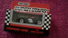 Matchbox - 1-75 NASCAR - MB54 Chevy Lumina - GM Parts 3 - Matt Black Test Car