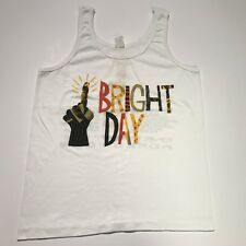 Vintage Ziggy Marley One Bright Day World Tour Tank Top 1989 Size Large Rare!!!