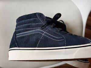 Vans  Sneaker High Dunkelblau GR .EUR 42,5