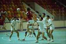 663054 l'équipe de handball A4 Imprimé Photo