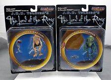 LOTR 2 Pack Gollum and Gollum The Fisherman Figures Middle Earth Toys Brand New