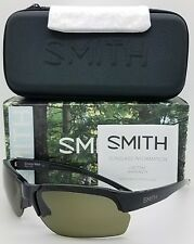 NEW Smith Envoy Max sunglasses Black Grey Green ChromaPop Polarized $189 m frame