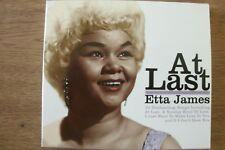 Etta James - At Last (CD) . FREE UK P+P ........................................