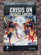 Dc Comics Graphic Novel Collection Special Edition Crisis On Infinite Earths New