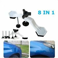 8 in 1 Portable Car Body Paintless Puller Hail Removal Glue Dent Repair Tool