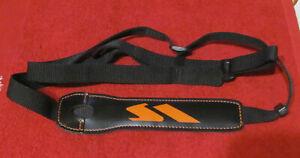 Yaesu FT-817 shoulder strip