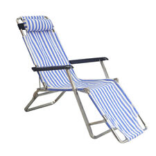 1/6 Scale Folding Beach Chair Fit for ZY Toys for 12'' Action Figures Blue