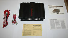 1x INTERCONTI PA 15770 Amplificador HiFi De Potencia 2x 80 vatios/min ÉPOCA