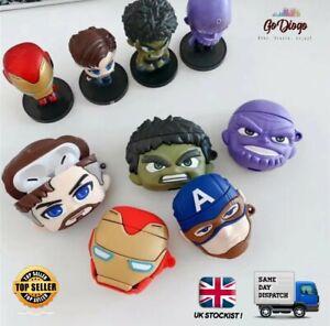 Marvel Avengers Case For Airpod 1/2 - UK SELLER & UK STOCKIST!