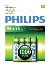 BATTERIE RICARICABILI PHILIPS (4 PZ) EV-PH016