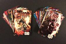 THOR #1 - 621 Comic Books COMPLETE 3rd SERIES Thunder God! Matt Fraction Marvel
