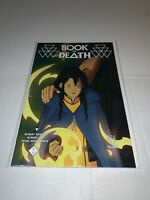 Valiant Comics- Book Of Death #1 Variant