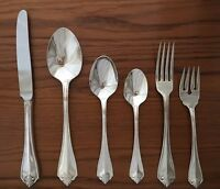 Oneida Ltd 1881 Rogers KING JAMES Silver Plate Silverware Flatware CHOICE