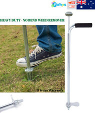 Heavy Duty Stand-Up Weeder and Root Removal Tool Weed Grabber Puller Garden Tool