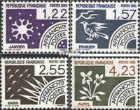 Frankreich 2479-2482 (kompl.Ausg.) postfrisch 1985 Freimarken