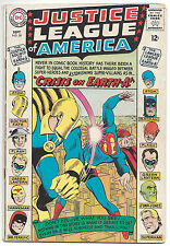 Justice League of America #38 (FN) 1965