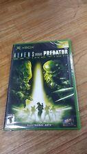 Aliens Versus Predator: Extinction (Microsoft Xbox, 2003) NEW SEALED RARE