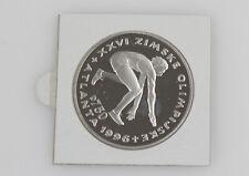 750 Dinara 1996 Bosnien und Herzegowina Olympische Spiele Atlanta Silber