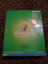 Microsoft Windows XP Home Edition - Upgrade