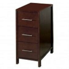 "Ronbow Vcd1221-H01 12"" Drawer Bank in Dark Cherry"