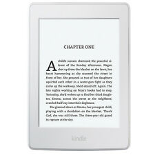 "Amazon Kindle Paperwhite 6"" High Resolution Next-Gen Built-in Light 4GB White"