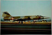 Cartolina Aviazione - Aeritalia Aereo F 104S - Non Viaggiata