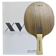 XVT  CANNON WALNUT Carbon table tennis paddle/ table tennis blade/ pingpong bat