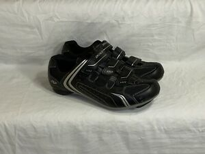 Specialized BG Black Cycling Mountain Shoe 6118-5043 Mens 10 / 43 Shimano Cleats