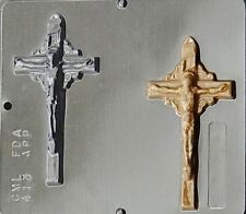 Crucifix Religious Chocolate Candy Mold   413 NEW