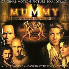 The Mummy Returns - Music
