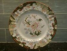 """Masons Patent Ironstone China Peony Tree Dinner Plate c1930, Imari style 12.25"""""""