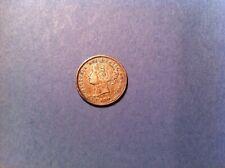 1901 Canada 10 Cent, Silver, Nice Grade, ten dime cents Victoria (619)