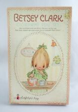 Vintage Hallmark Betsey Clark 1977 Colorforms Play Set - Complete in Box