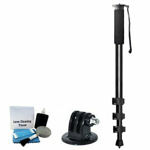 Xit 72-Inch Lightweight Heavy Duty Monopod For GoPro Hero 4 3+ Camera Camcorder