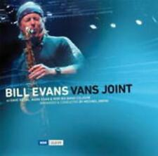 Vans Joint (180 Gramm Doppel-LP) Vinyl von Bill And D.Weckl,M.Egan,And WDR Bigband Evans (2009)