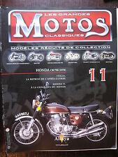 FASCICULE 11 MOTOS CLASSIQUES HONDA CB 750