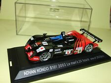 DOME S101 N°9 LE MANS 2003 EBBRO