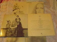 """MINA """"UIALLALLA"""" 2xLP PDU Ita 1989 poster"""