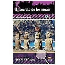 El secreto de los moais  The Secret of the Moais (Lecturas En Espanol De Enigma