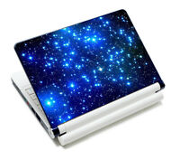 "Blue Galaxy Decal Sticker Protector Skin For 12.1"" 13.3"" 14.1"" 15"" 15.4"" Laptop"