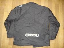 OXBOW veste blouson coupe vent noir double taille 2 = S  sans capuche TBE