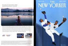 NEW YORKER MAGAZINE 2 APR 2007, JAMESTOWN AT FOUR HUNDRED, GORDON RAMSAY,