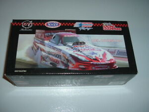 Racing Champions Authentics 1:24 Scale NHRA Del Worsham CSK Firebird Funny Car