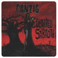DANZIG Deth Red Sabaoth Ltd Ed RARE Sticker +FREE Metal Stickers SAMHAIN MISFITS