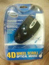 i concepts 4D wheel scroll optical mouse