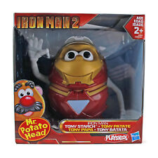 Iron Man 2 | TONY STARCH | Mr Potato Head | NEW IN BOX | Playskool MARVEL HEROES