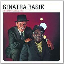 SINATRA FRANK - SINATRA BASIE - Compact Disc - S/S