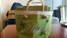 MOM BUTTERFLY GREEN BAG GIFT SET
